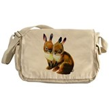 SOME BUNNY TO LOVE Messenger Bag