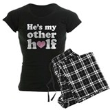 Couples Women's Pajamas Dark