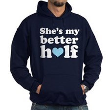Better Half Couples Hoody