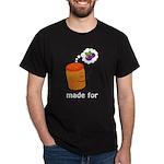 Couples Peanut Butter Made For Dark T-Shirt