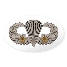 Combat Parachutist 2nd awd basic Decal
