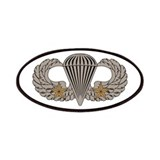Combat Parachutist 2nd awd ba Patches