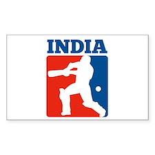 cricket batsman India Stickers
