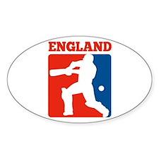 cricket batsman england Stickers