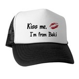 Kiss Me: Baki Trucker Hat
