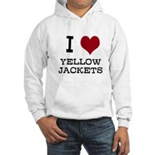 Unique Yellow jacket Hoodie