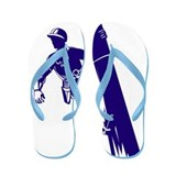 power lineman repairman Flip Flops