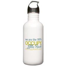 Occupy Little Rock Water Bottle