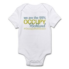 Occupy Richland Infant Bodysuit