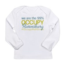 Occupy Ravensburg Long Sleeve Infant T-Shirt