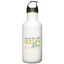 Occupy Lahore Water Bottle