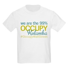 Occupy Kolamba T-Shirt