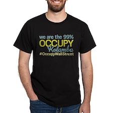 Occupy Kolamba T-Shirt