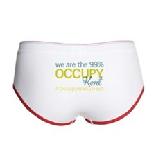 Occupy Kent Women's Boy Brief
