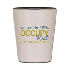 Occupy Kent Shot Glass