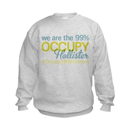 Occupy Hollister Kids Sweatshirt