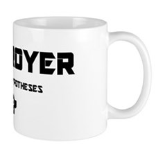 Null Hypothesis Destroyer Regular Mug