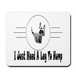 Hump Mousepad