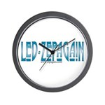 Led Zepagain Wall Clock