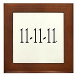 11-11-11 Framed Tile