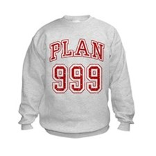Herman Cain Plan 999 Sweatshirt