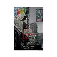 Beale Street Rectangle Magnet (100 pack)