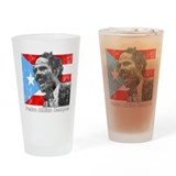 Funny Pedro Drinking Glass