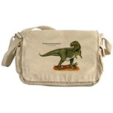 Tyrannosaurus Messenger Bag