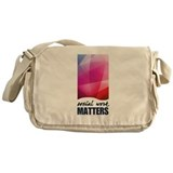 Social Work Matters Messenger Bag
