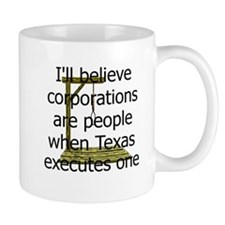 corps as people/black Mug