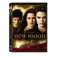 Twilight Saga - New Moon (2-Disc)