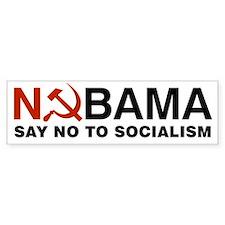 No Socialism Stickers