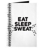eat sleep sweat Journal