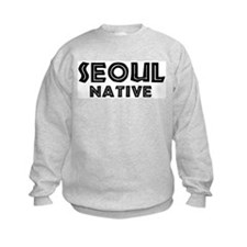 Seoul Native Sweatshirt