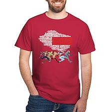 CLASS COMICS 2011 T-Shirt