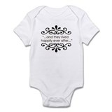 'Happily Ever After' Infant Bodysuit