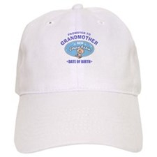 Personalized New Grandmother Baseball Cap