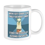 Study Alcohol Coffee Mug