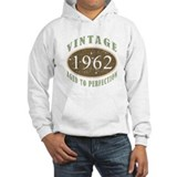 Vintage 1962 Aged To Perfection Jumper Hoody