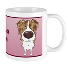 Aussie Mom Big Nose Mug