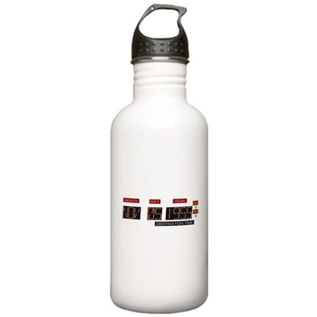 Back to Nov 5 1955 T-Shirt Stainless Water Bottle