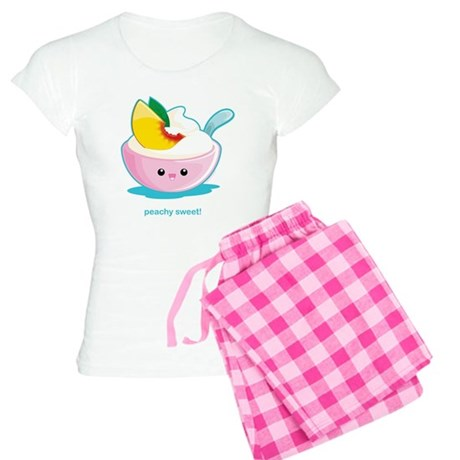 Peaches n Cream Women's Light Pajamas