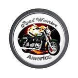 Triumph America Wall Clock