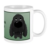Big Nose Cocker Dad Coffee Mug