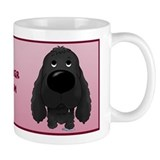 Big Nose Cocker Mom Mug