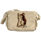 Huon Tree Kangaroo Messenger Bag