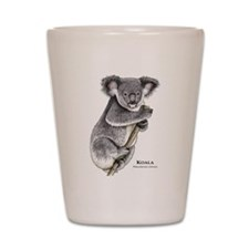 Koala Shot Glass