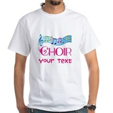 Cute Customized Choir Shirt