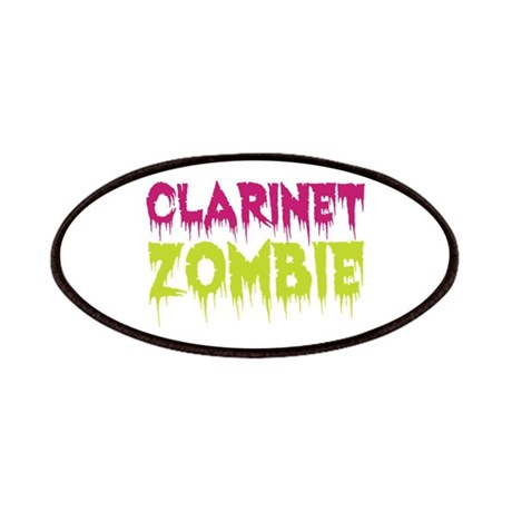 Clarinet Zombie Patches