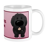 Big Nose Newfie Mom Coffee Mug